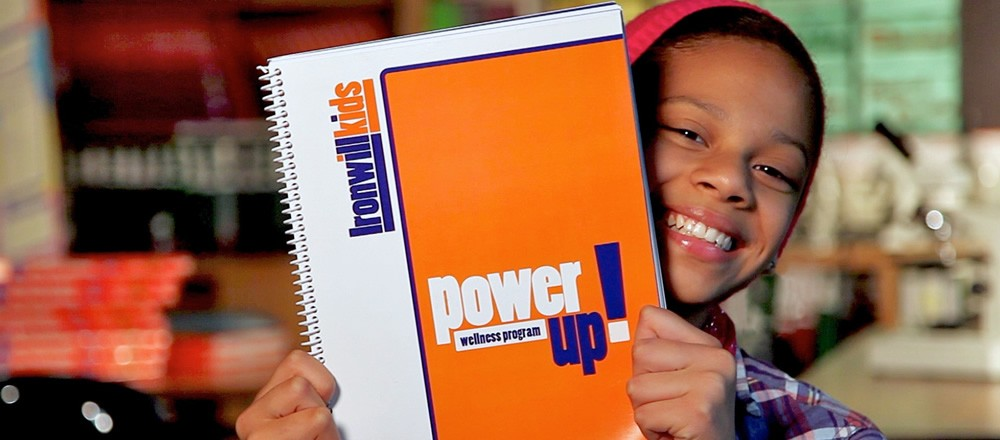 PowerUp! Nutrition Education for Kids
